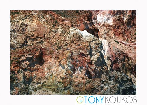 rock, volcanic rock, Cycladic islands, greece, petra, crumbling, mineral, texture