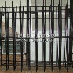Rejas para ventanas, rejas de seguridad, rejas reforzadas, rejas en hierro cuadrado de media o hierro redondo del 12. Estandar o a medida. Precio y calidad