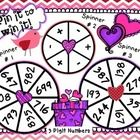Check out this FREE PRODUCT from my Valentine's Day Math Extravaganza pack!  Included is one math grame (3 digit addition and subtraction) and 1 st...