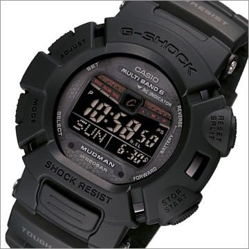 G-Shock Mudman Men in Mat Black