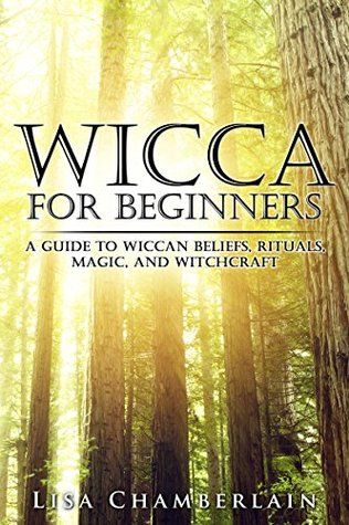 Wicca for Beginners: A Guide to Wiccan Beliefs, Rituals, Magic, and Witchcraft. I loved this book! Would highly recommend this author!