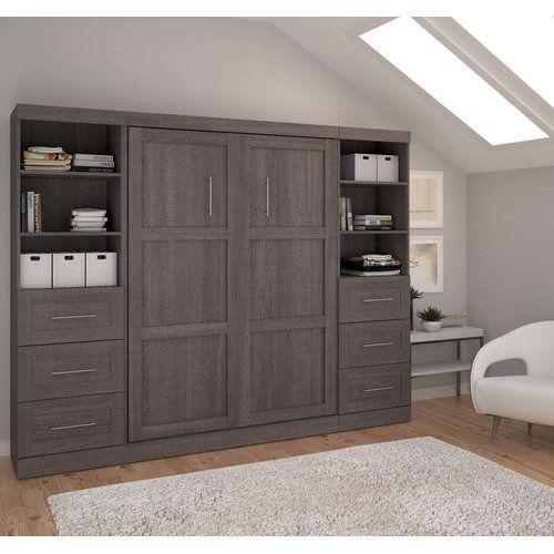 Brayden Studio® Walley Murphy Bed