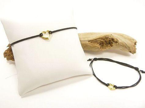 DIY-Anleitung: Zierliches Armband mit Schiebeknoten selber machen / diy tutorial for a delicate bracelet via DaWanda.com
