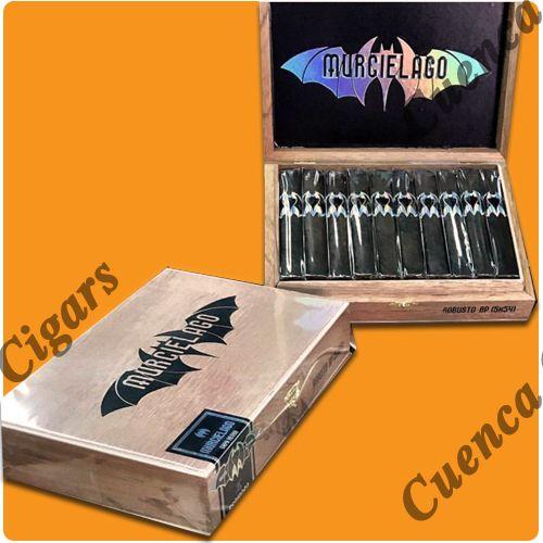 Murcielago Crafted AJF Toro Box Pressed Cigars - Maduro Box of 20 - Price: $157.90