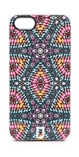 such a pretty iphone case - it would be a shame to drop it!!