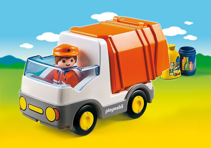 Camion poubelle - PLAYMOBIL® France