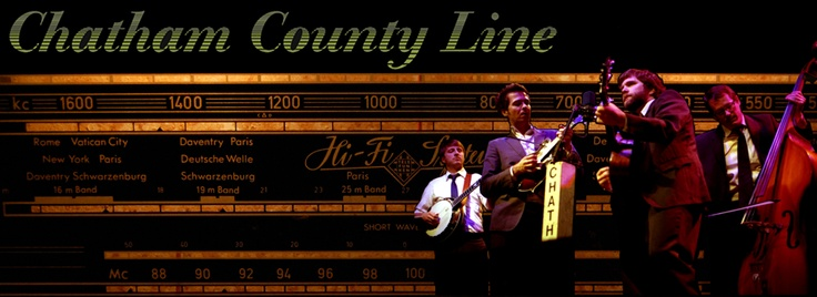 I <3 Chatham County Line