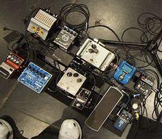 Pedal Board Breakdown - Tony Levin