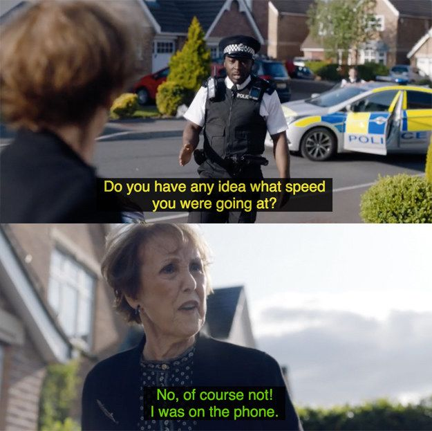 "Nothing will stop you now. | 14 Times Mrs Hudson Was The Best Thing About ""Sherlock"""