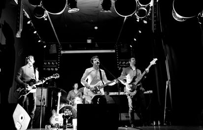 The Dead Heavys and The Mantells Live Upstairs at Whelan's