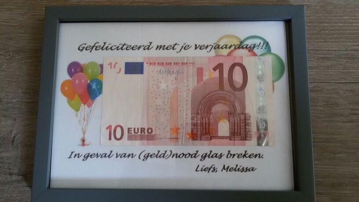 31 best images about afscheid collega on pinterest texts for Leuke ideeen om geld kado te geven