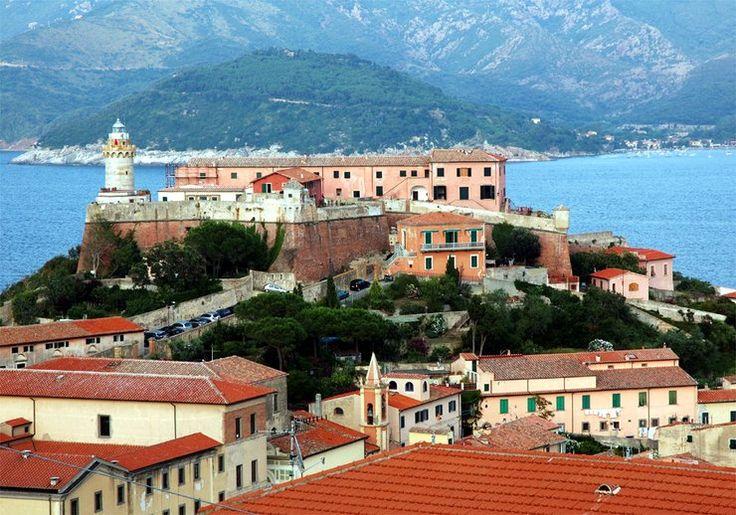 Elba - najpiękniejsza wyspa, Toskania, Italy