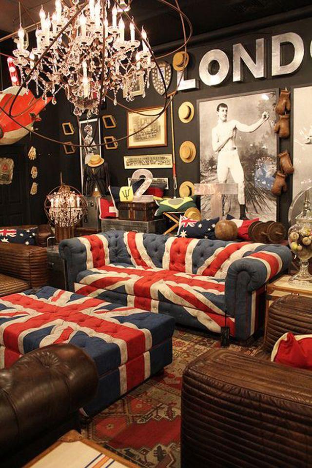Decoração Britânica Procura decorativos estilo britânicos? Compre aqui: www.flocodecor.com.br