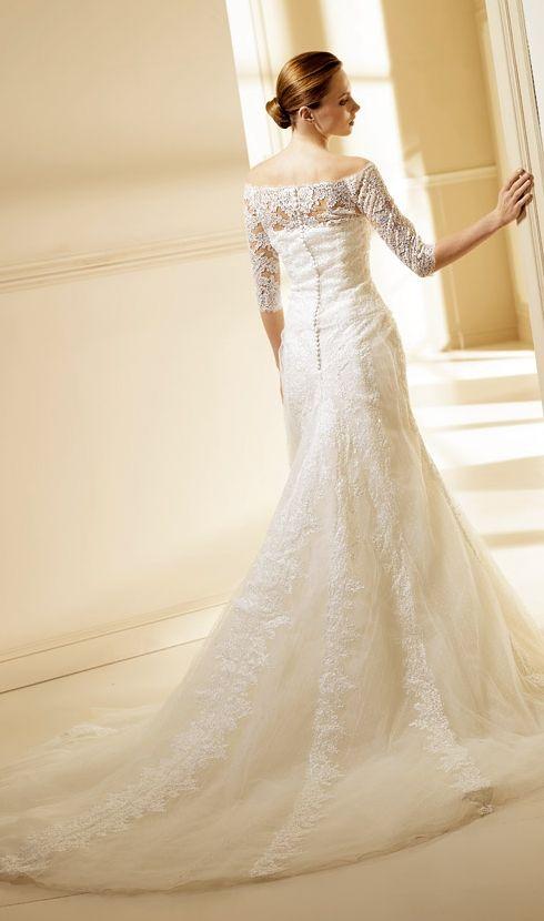 Svatební šaty La Sposa, model Marzo