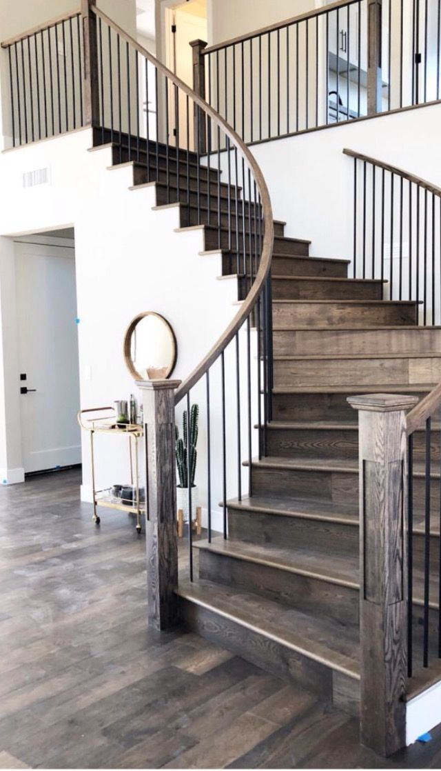Best The 25 Best Curved Staircase Ideas On Pinterest Foyer 400 x 300