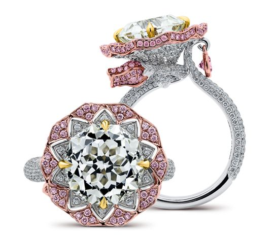 Diamond Solitaire Ring Designs | Solitaire Diamond Ring Designs | Hazoorilal by Sandeep Narang