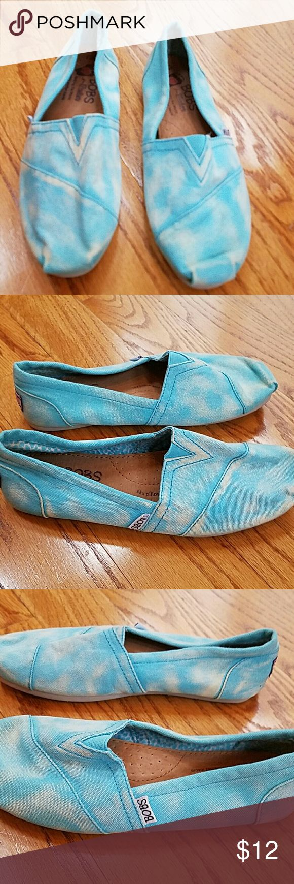 Bob's Shoes Barely worn, nice condition,  size 7.5, Bob's shoes, leather insole Bobs Shoes Espadrilles