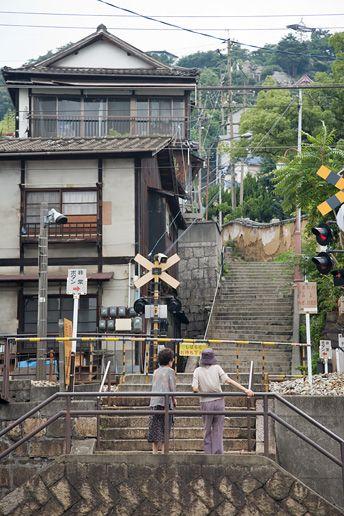 尾道市 広島県 Onomichi, Hiroshima, Japan 本当は坂大変かもしれませんが…(´ω `; )