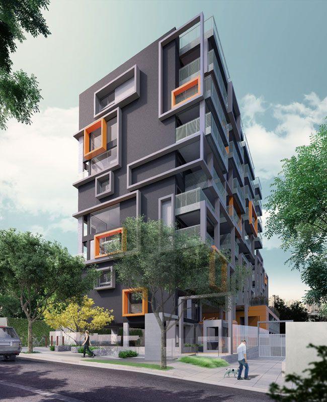 FGMF Arquitetos: Edifício residencial Tetrys Pompeia, São Paulo - Arcoweb