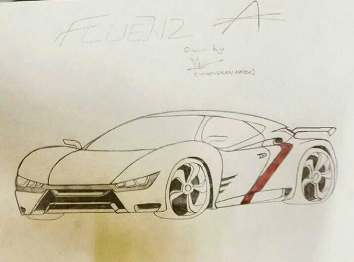 17 best my car designs and drawings images on Pinterest | Art ...