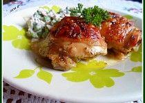 Pečené kuře po chalupářsku