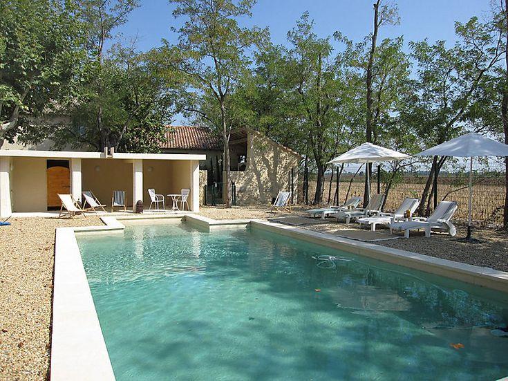 Location Saint Rémy de Provence Interhome, location Maison de vacances Le Mas Neuf à Saint Rémy de Provence prix promo Interhome 1 359,00 € TTC