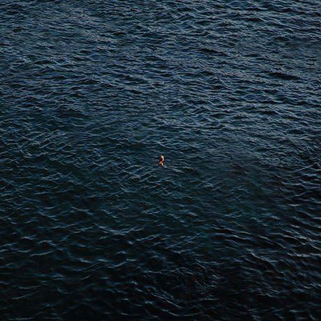 Deep Blue | Max Wanger