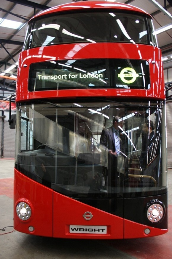 New Routemaster Buses - Thomas Heatherwick
