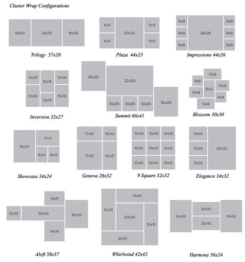 die besten 25 collage bilderrahmen ideen auf pinterest bildercollage ideen familienbild. Black Bedroom Furniture Sets. Home Design Ideas