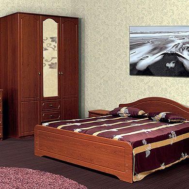 Спальня Карина-5 купить в Екатеринбурге | Мебелька
