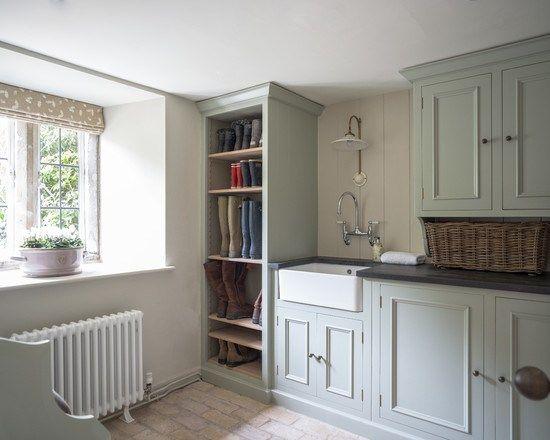 ランドリー/洗濯 Dorset Manor House 広い - ベージュ ハウスメーカーランキング 坪単価 インテリア実例