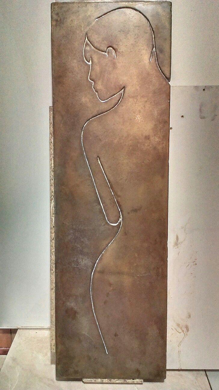 Оригинальные изделия из бетона ручной работы. Литьевой бетон, покраска кислотные красители.