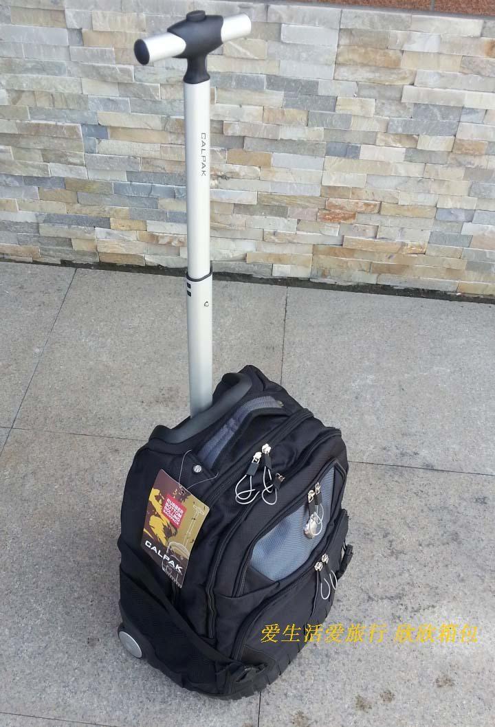Американской внешней торговли оригинальные одной тележки тележка для багажа сумки студент рюкзак 19-дюймовый четыре цвета опционально - Taobao