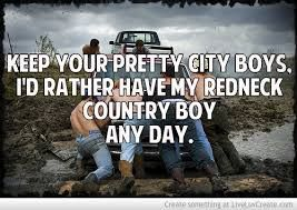 Redneck boys