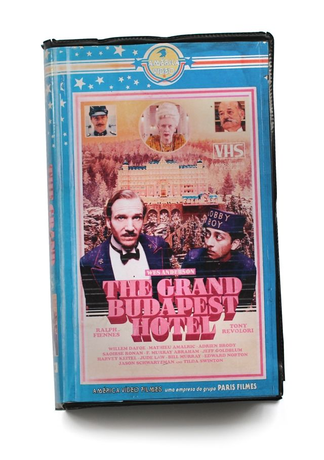 Les VHS de vos films et séries du moment | The Creators Project