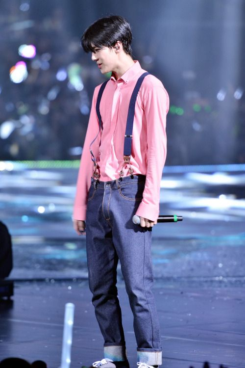 Sehun - 150531 Exoplanet #2 - The EXO'luXion in Shanghai Credit: Jiang.