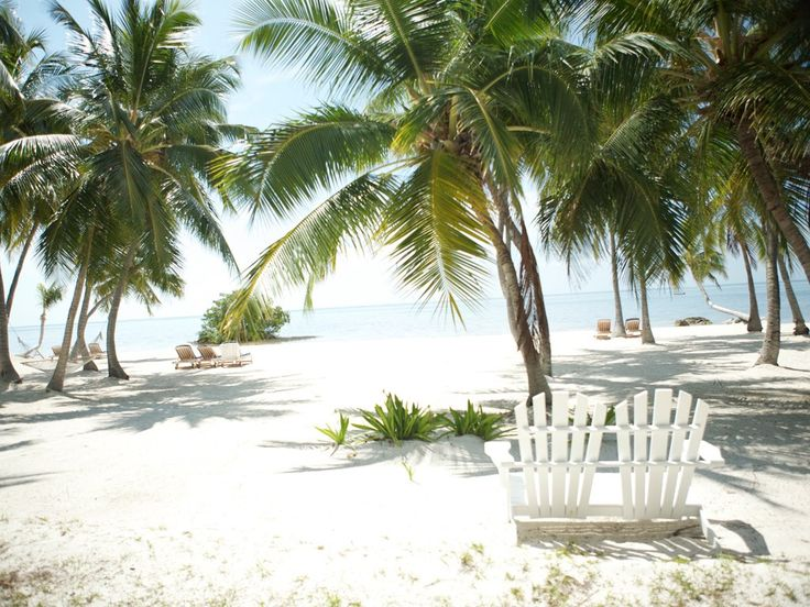 Moorings Village, Islamorada, FL. ( Condé Nast Traveler). Fly into Miami or Fort Lauderdale & drive 1.5hrs south or fly into Key West  80mi north thru the keys. Early June is best. White sand beaches, bikes to ride into the town to check out the art galleries, snorkel Cheeca Rocks, or kayak the backcountry. Early June is a great time for tarpon fishing- right in front of the property!