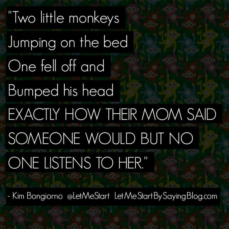 Ah, Motherhood. ;-)
