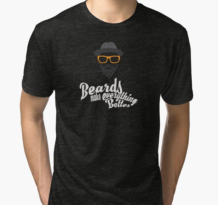 Beard Day (Beards Make Everything Better) by Black-Fox