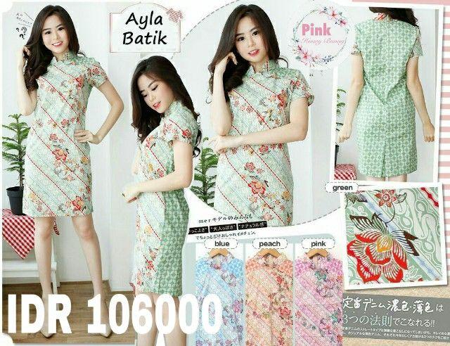 Ayla batik IDR 106000