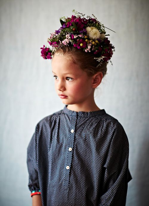 Beautiful photographs of children by Chaunté Vaughn.