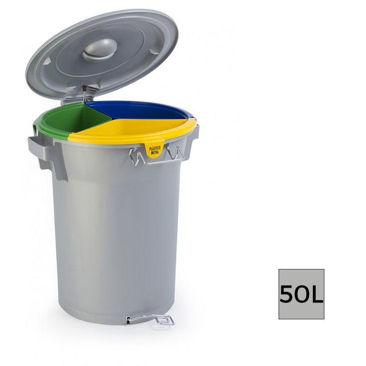 Les 25 meilleures id es de la cat gorie poubelle 50l sur - Poubelle 50l cuisine ...