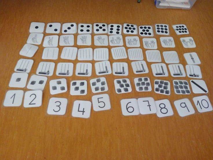 En esta entrada os ofrecemos siete documentos con tarjetas para seguir trabajando los números del 1 al 10. Además se sugieren once formas de utilizarlas para trabajar diferentes conceptos. TARJETAS…