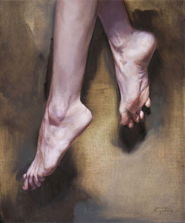Photorealistic painted nudes of bernardo torrens Part 10 10