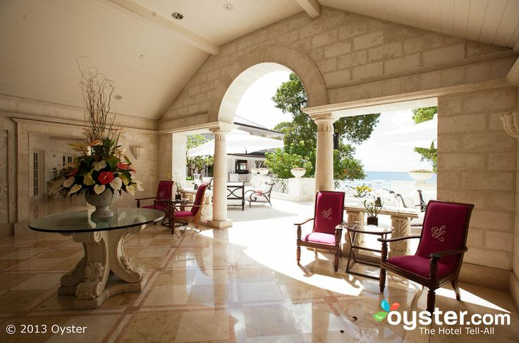 Lobby, Sandy Lane Hotel, Barbados