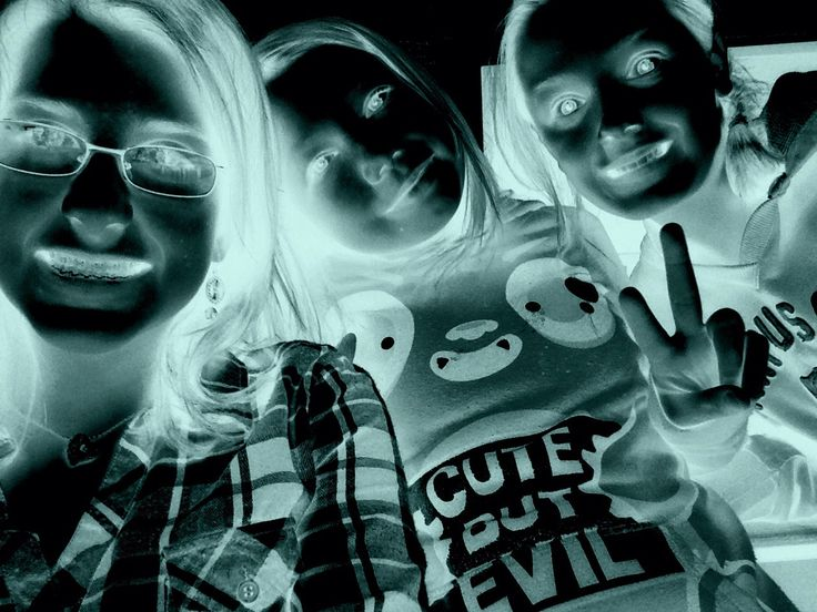 The three besties Hailey Chelsea and ME