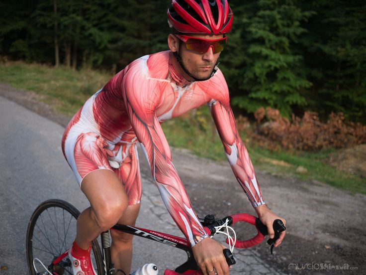 https://flic.kr/p/xTqnGo | long slavee speed suit | muscle skinsuit long sleeve for cycling. More info about this skin suit on: muscleskinsuit.com/c/16-mss-longshort-pad.html