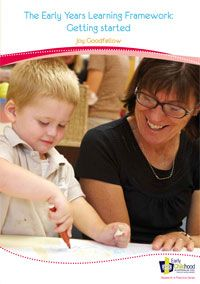 The Early Years Learning Framework: Getting started 1