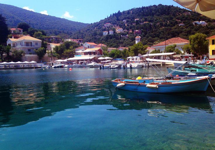 Kioni, Ithaka - Beautiful Greece