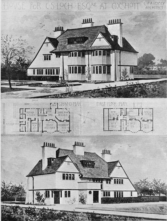 17 Best Images About C F A Voysey On Pinterest Furniture